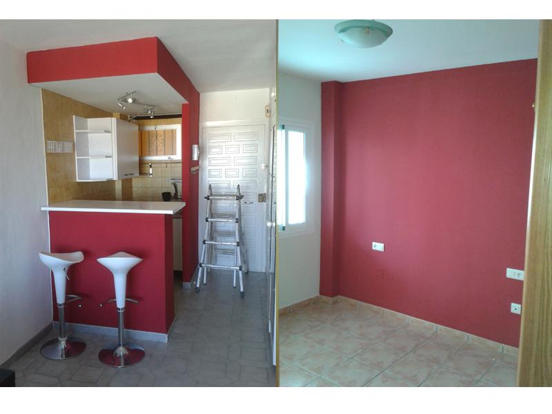 Cuanto cuesta pintar un piso Malaga