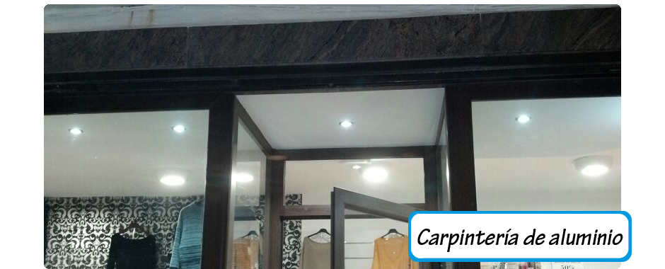 carpinteria aluminio malaga